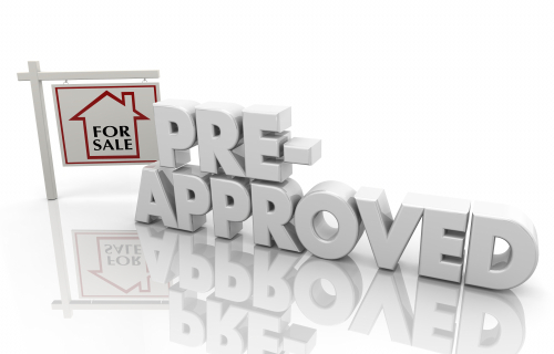 what is mortgage pre-approval?